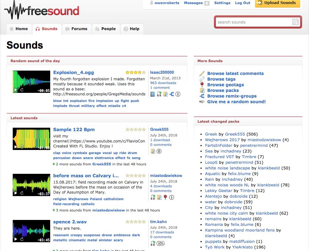 5 1 Sound Files